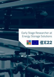 E22 early stage researcher proposal
