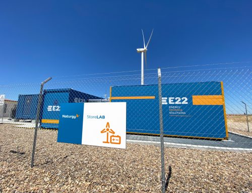 E22 installs its Vanadium flow battery in a pioneering project with Naturgy